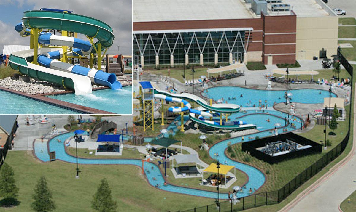 Frisco Aquatics Centre (Frisco, TX)