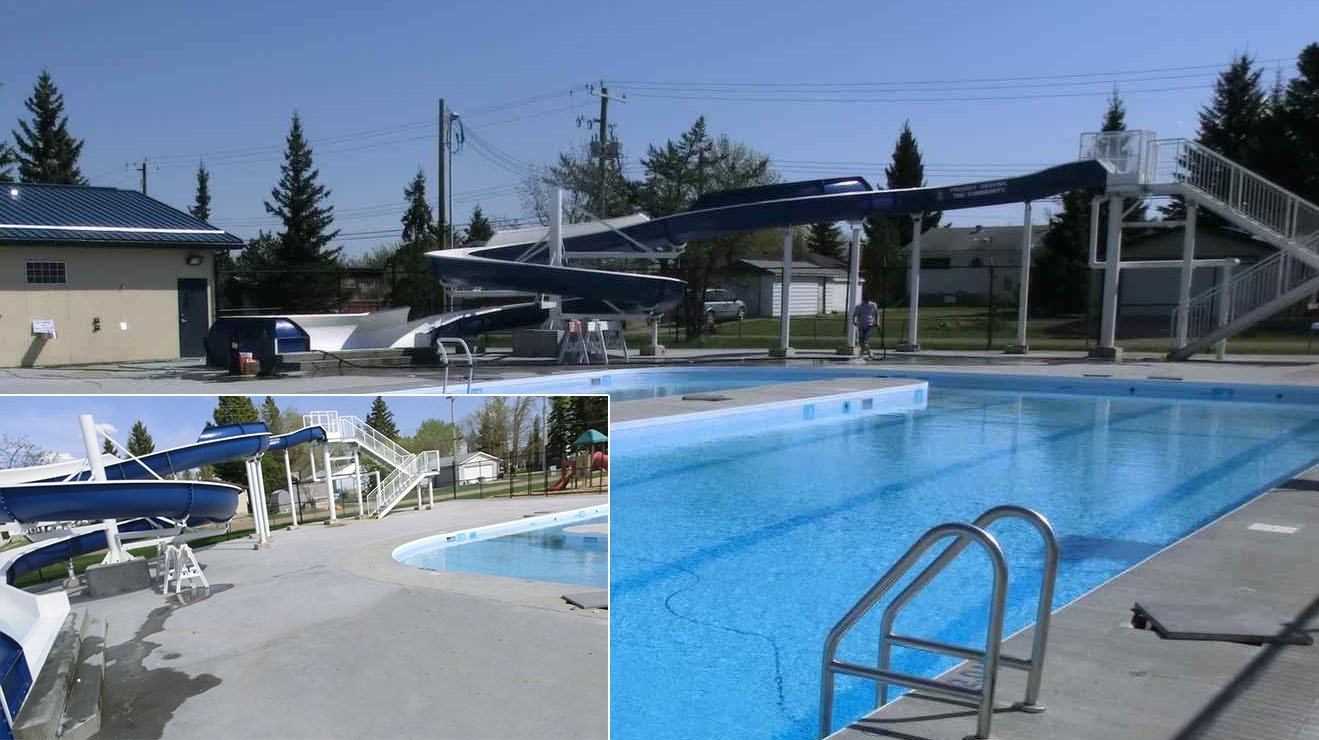 Mayerthorpe Outdoor Community Pool (Mayerthorpe, AB )