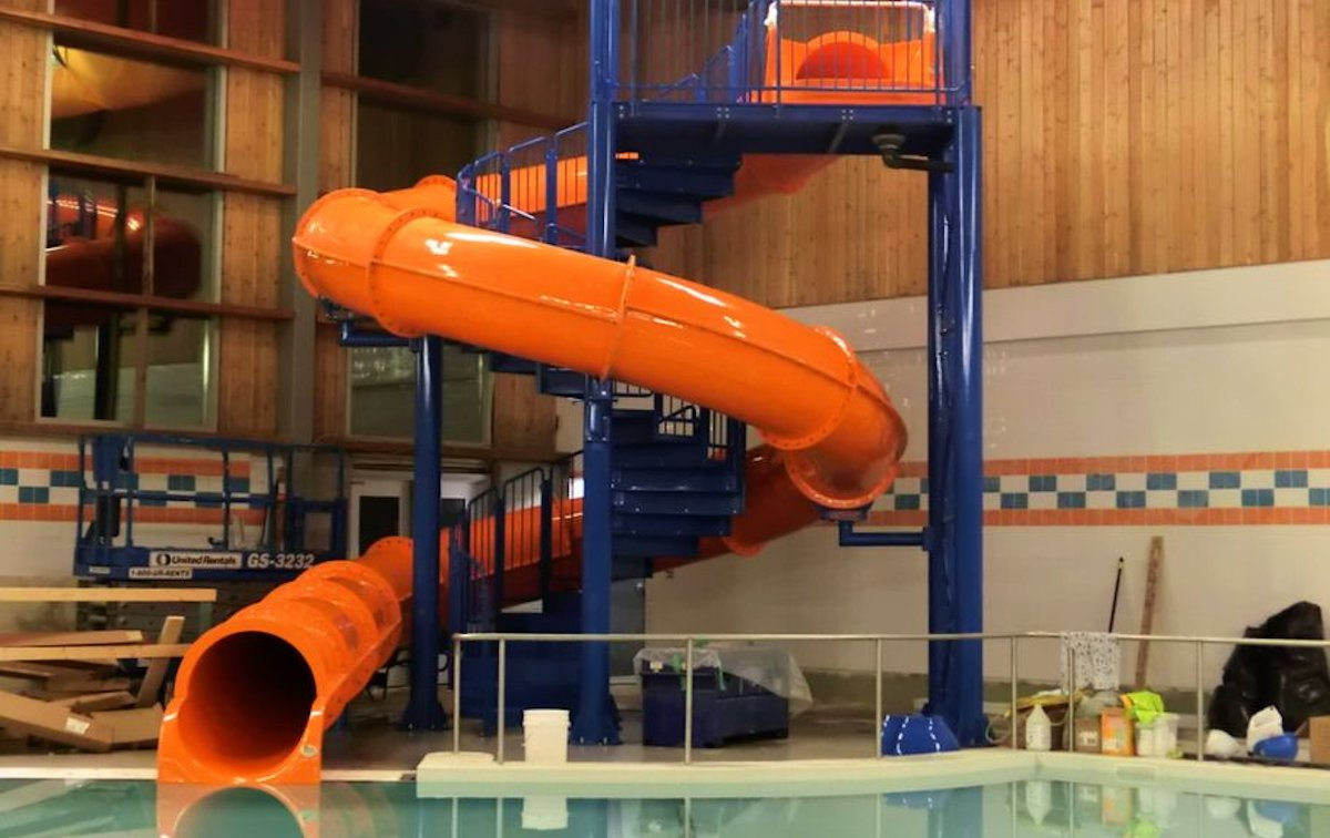 Pearlgate Aquatic Centre (Mount Pearl, NL)