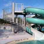 Surfside Community Pool in Miami Beach, Florida